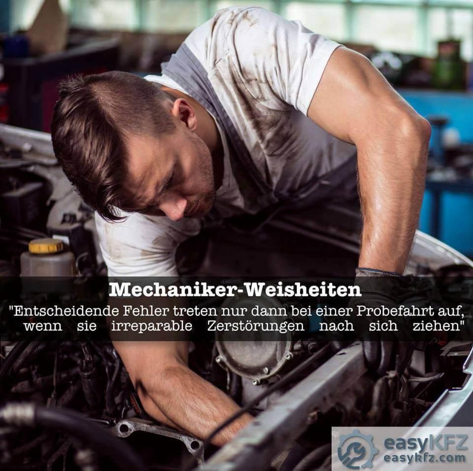Mechanikerweisheiten Easykfz