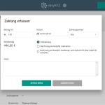 easyKFZ V2 Zahlung