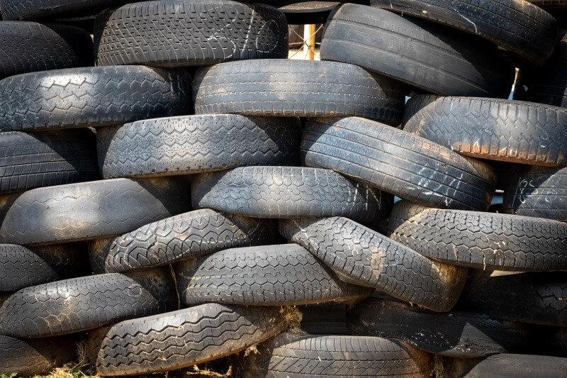 Reifen falsch lagern