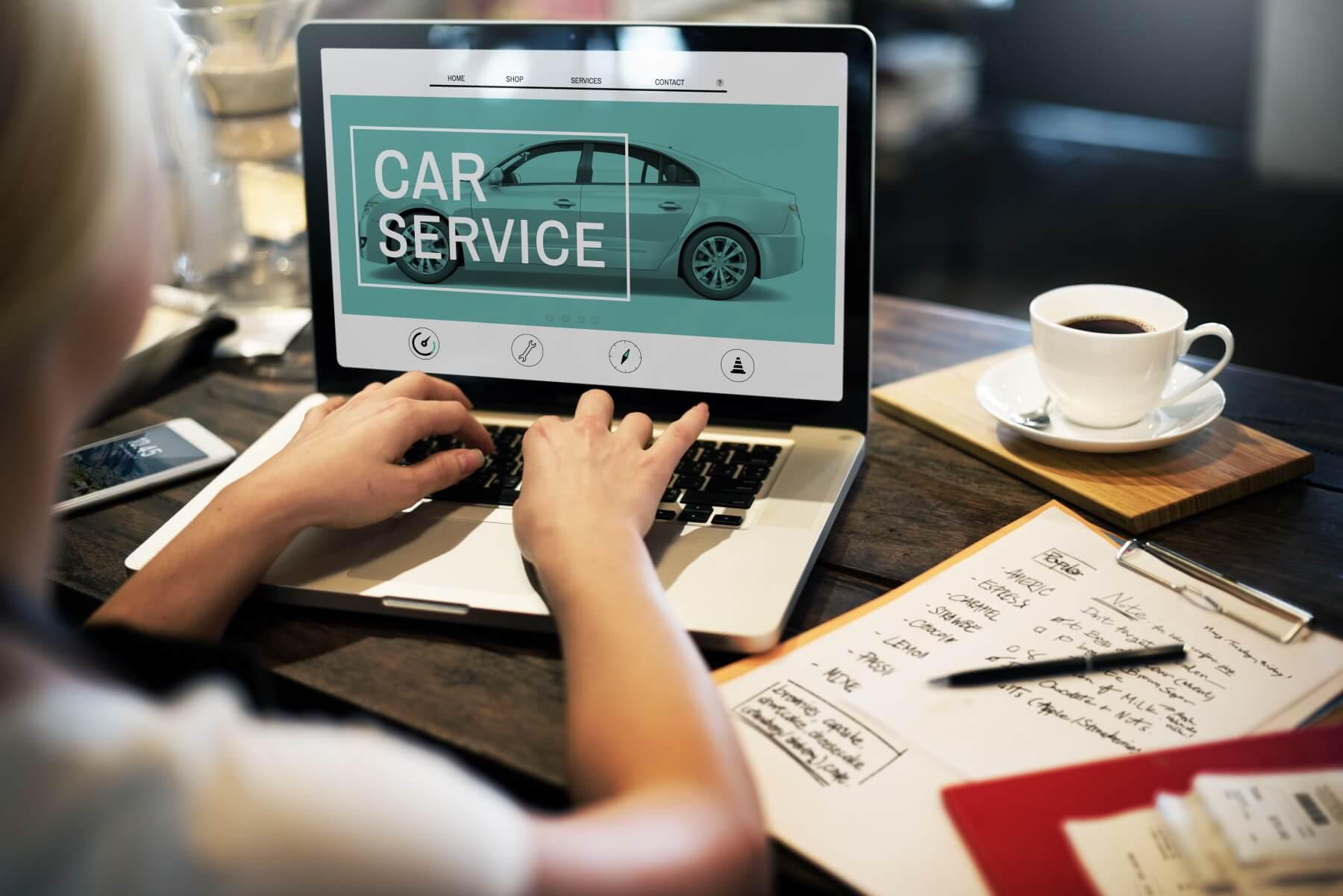 online Servicebuch